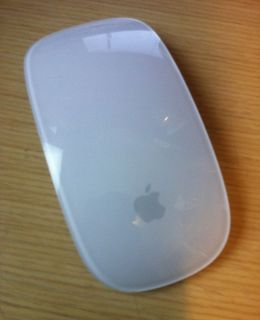 Apple Magic Mouse MB829LL A Bluetooth A1296 Wireless for Parts Repair Broken
