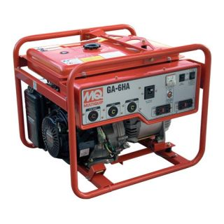 6,000 Watt Honda Portable Gasoline Generator for Sale
