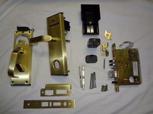 Vingcard 2100 Used Golden Silver Color Fully Functional Locks Hotel Locks