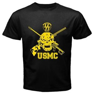 USMC United States Marine Corps Scout Sniper Battalion Landing Team 3 1 T Shirts
