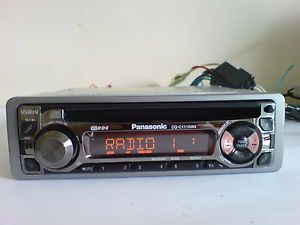 Panasonic Radio CD Player