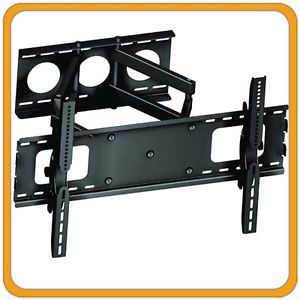 "Premium Arm Tilt Swivel Wall Mount for Vizio True LED LCD 3D 42 47 55"" TV HDTV"