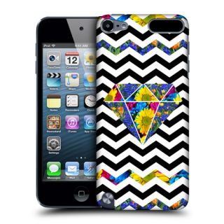 Head Case Diamond Vogue Snap on Back Case Cover for Apple iPod Touch 5g 5th Gen
