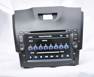In Dash Car DVD Player GPS Radio for Chevrolet S10 Nova GM Colorado GMI700