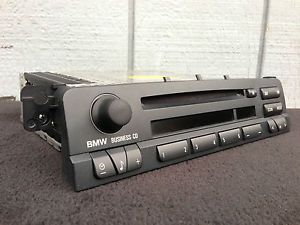 BMW E46  Aux Radio CD Receiver in Dash Player CD53 Stereo Business 5