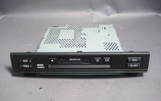 BMW E39 Business Radio Head Unit C43 Cassette 96 99 525i 528i 528IT 540i M5