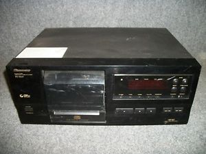 Pioneer PD F507 Home Audio 25 Compact Disc Changer Stereo File Type CD Player