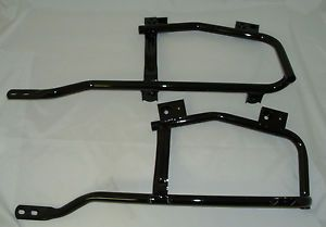 Yamaha Road Star Hard Silverado Saddlebag Mounts Mounting Brackets Hardware