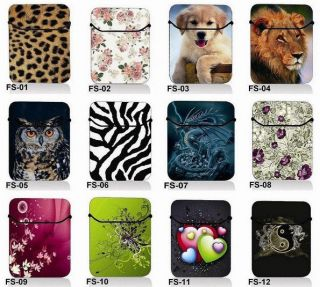 "12"" Laptop Netbook Sleeve Case Flip Bag Cover Pouch for 11 6"" Apple MacBook Air"