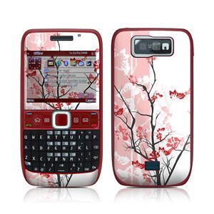 Nokia E63 Skin Cover Case Decal Pink Tree Blossom