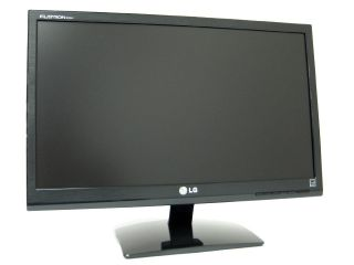 "LG E2241V BN LED 22"" Ultra Slim Widescreen LCD HDMI DVI Monitor 5ms 16 9"