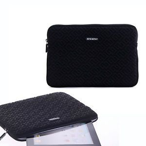 Black Neoprene Sleeve Carrying Bag for MacBook Pro Air 13 3'' Laptop Netbook