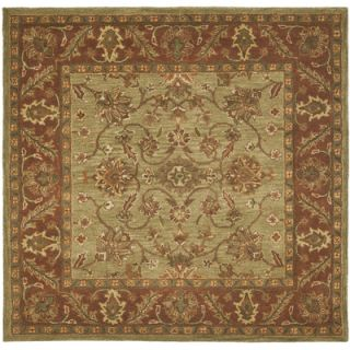 Safavieh Golden Jaipur Green/Rust Rug