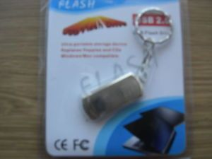 64GB USB FLASH DRIVE MEMORY STICK SWIVEL KEY CHAIN SWIVEL USB