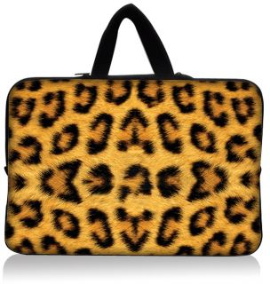 "Cool 12"" Laptop Netbook Handle Sleeve Case Bag Cover Pouch for 11 6"" MacBook Air"