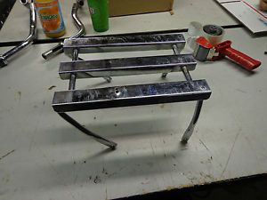 Harley Shovelhead FLH Electra Glide Luggage Rack Tour Pack Mount