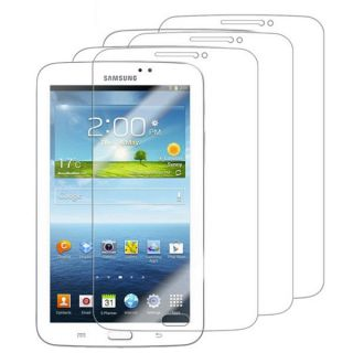 3X Clear LCD Screen Protector Guard Film for Samsung Galaxy Tab 3 7 0 P3200