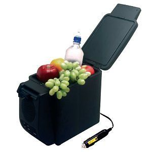 12V Portable Auto Fridge Refrigerator Car Cooler Warmer Travel Portable Mini New