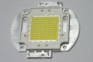 150W High Power White LED Lamp 12000LM 120deg 38 44V