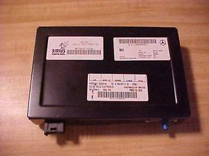 Mercedes Benz Factory Sirius Satellite Radio Module