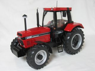 Universal Hobbies 1 16 Diecast 1987 Case International Case IH 1455XL Tractor