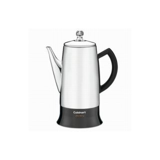 Cuisinart 12 Cup Classic Stainless Steel Coffee Percolator