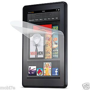 Kindle Fire Screen Protector ZAGG
