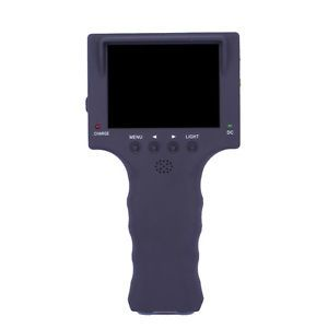 "3 5"" TFT LCD Monitor CCTV Security Surveillance Camera Tester Test 12V Output"