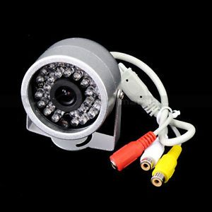 CMOS Color Surveillance Security Camera
