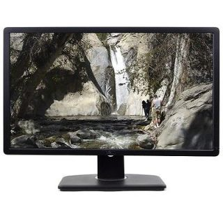 "24"" Dell P2412H DVI 1080p Rotating Widescreen LED LCD Monitor w USB 2 0 HDCP 088411606332"