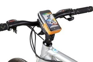 Bicycle Bike Cycle Waterproof iPhone HTC Samsung Mobile Phone Holder Mount Case