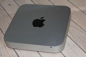 about Apple Mac Mini 2.3GHz Core i5 8GB 128GB SSD (Solid State Drive