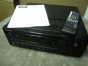 Pioneer VSX 511s Audio Video Stereo Receiver