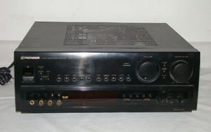 Pioneer VSX D9035 Audio Video Stereo Receiver