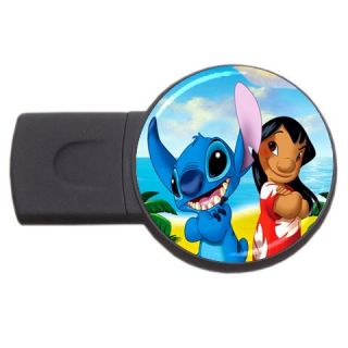New Lilo and Stitch USB Flash Memory Drive 4GB