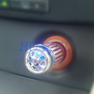 Mini Auto Car Fresh Air Purifier Ionizer Oxygen Bar