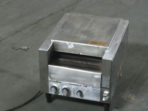 Holman Commercial Countertop Conveyor Bread Sandwich Toaster Oven Runs Great