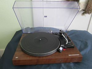 Vintage MCS 6502 Belt Driven Automatic Turntable with Dust Cover