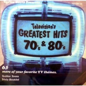 Television's Greatest Hits 70's 80's Vol 3 Brand New Factory SEALED