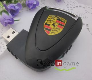 New 8GB USB Flash Memory Stick Drive Porsche Car Key 8g