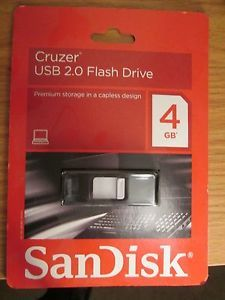 SanDisk Cruzer 4 GB USB Flash Drive