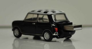 Black Mini Cooper Car USB Flash Drive 8 GB