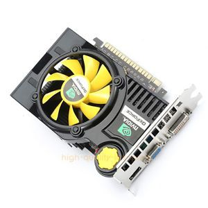 NVIDIA GeForce GT620 2GB DDR3 PCI E Half Length Video Graphics Card HDMI DVI VGA