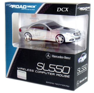 Road Mice Mercedes Benz SL550 Wireless Computer Mouse