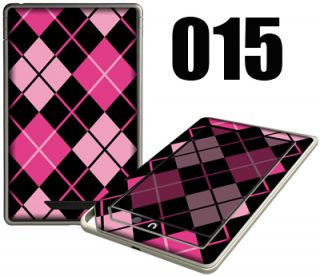 "Nook Tablet Nook Color Vinyl Skin Decal ""Buy Two Get One Free """