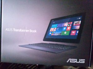 "Asus Transformer Book T100TA C1 GR 10 1"" 64 GB Tablet w Microsoft Office 2013"