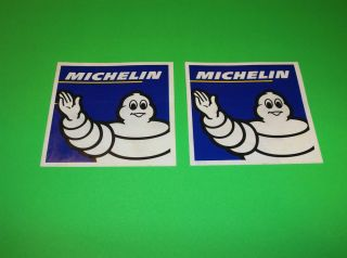 Michelin Tires Truck Tool Box Motocross ATV Quad UTV Motorcycle Decals Stickers