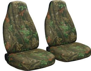 Chevy Silverado Car Seat Covers Camo Tree Awesome