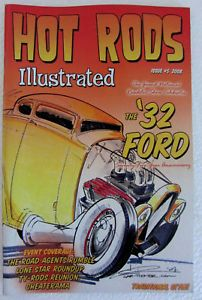 Rat Rod Hot Rods Illustrated Issue 5