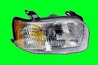 2001 2002 Ford Escape Headlight Assembly Right New